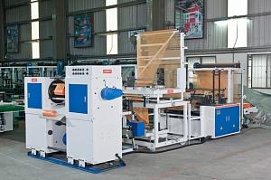 Оборудование для производства пакетов для мусора