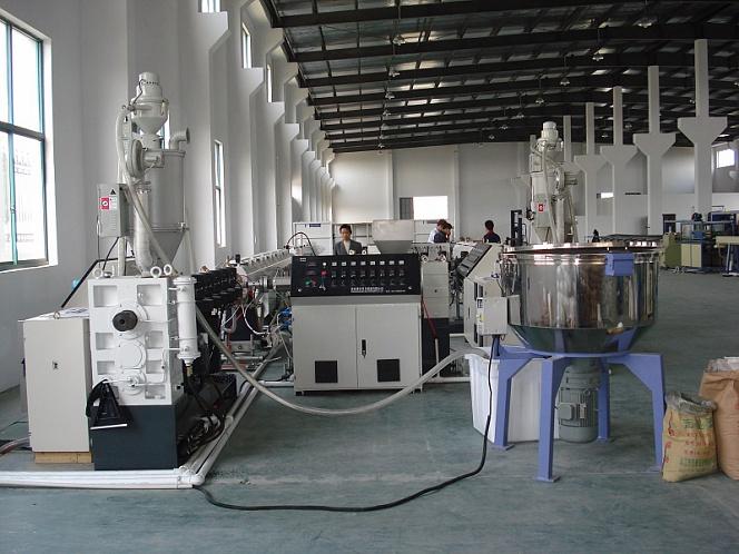 Экструзионные линии для производства PPR, PEX, PERT, Blue Ocean труб диаметром 20-63 мм (2)